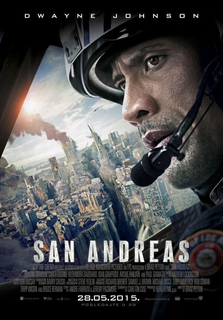 San Andreas, Cineplexx