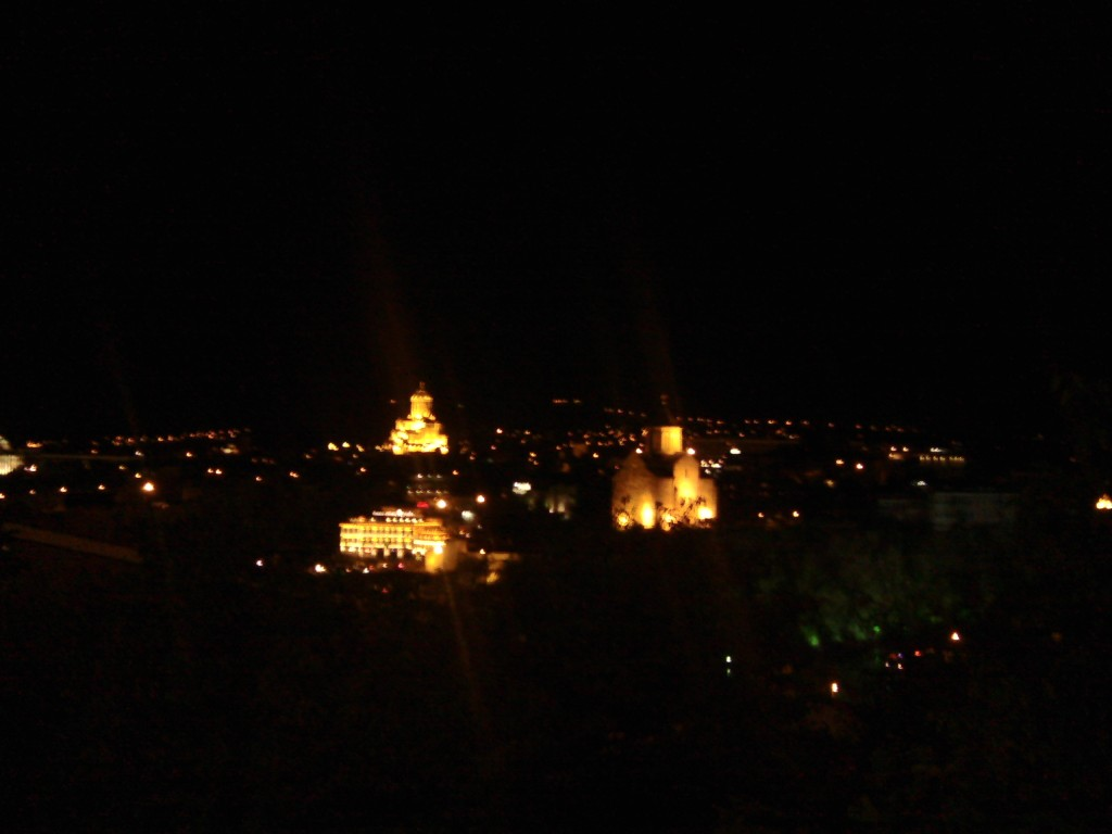 Tbilisi city view 2