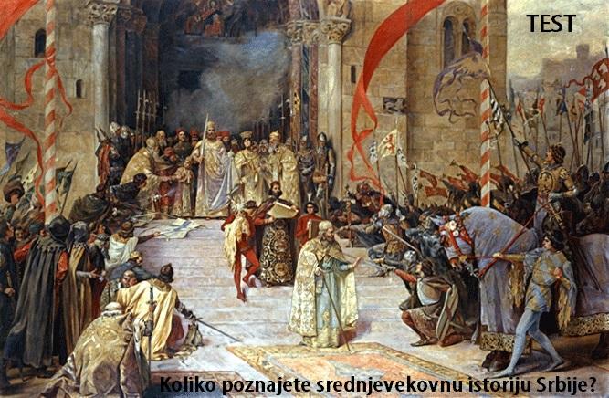 srednjevekovnu istoriju Srbije