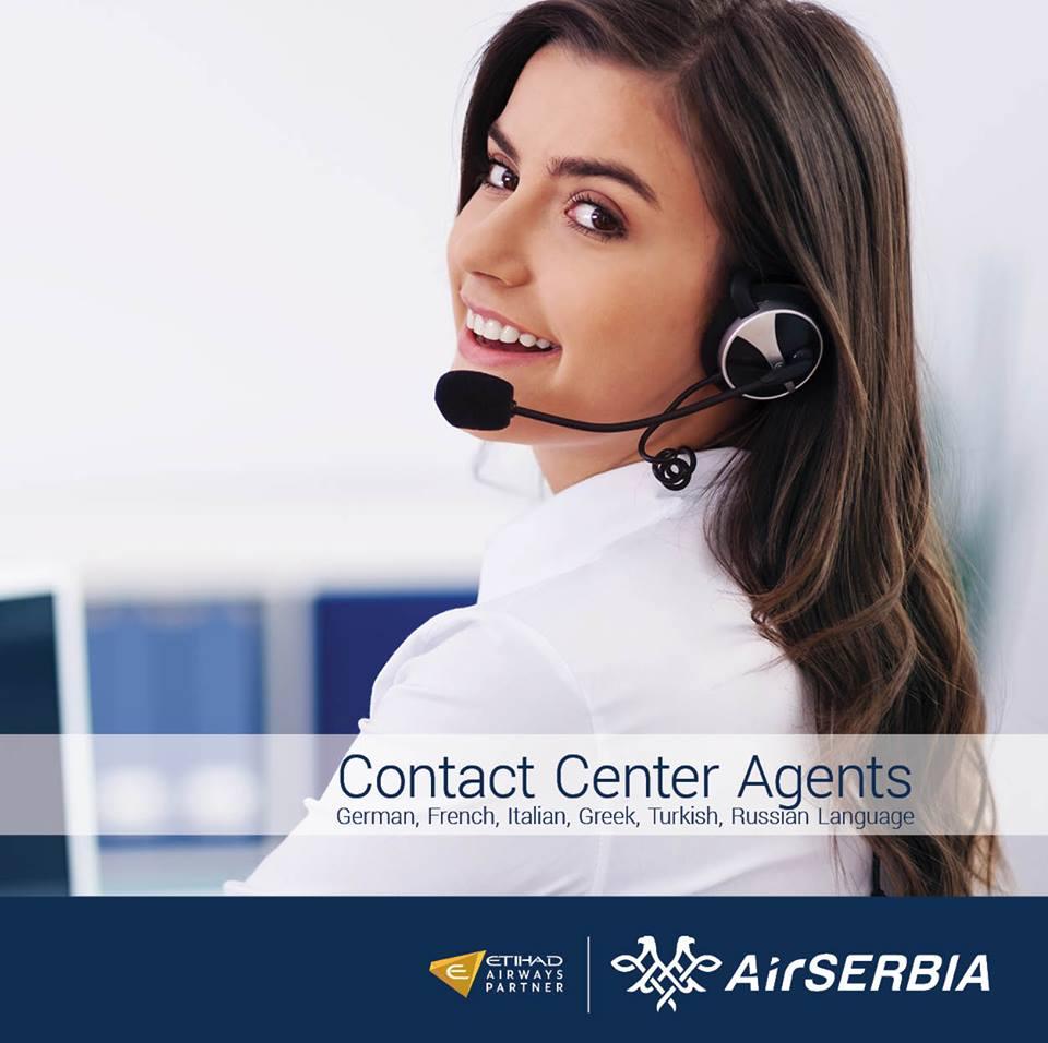 Avionske Karte Air Serbia.Contact Center Agent Poslovi U Air Serbia Portal Mladi