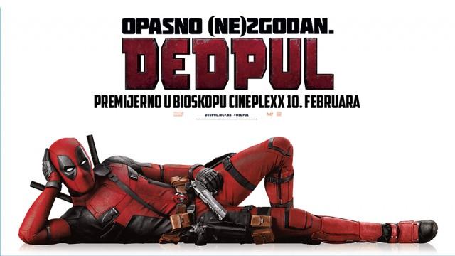Dedpul, Cineplexx