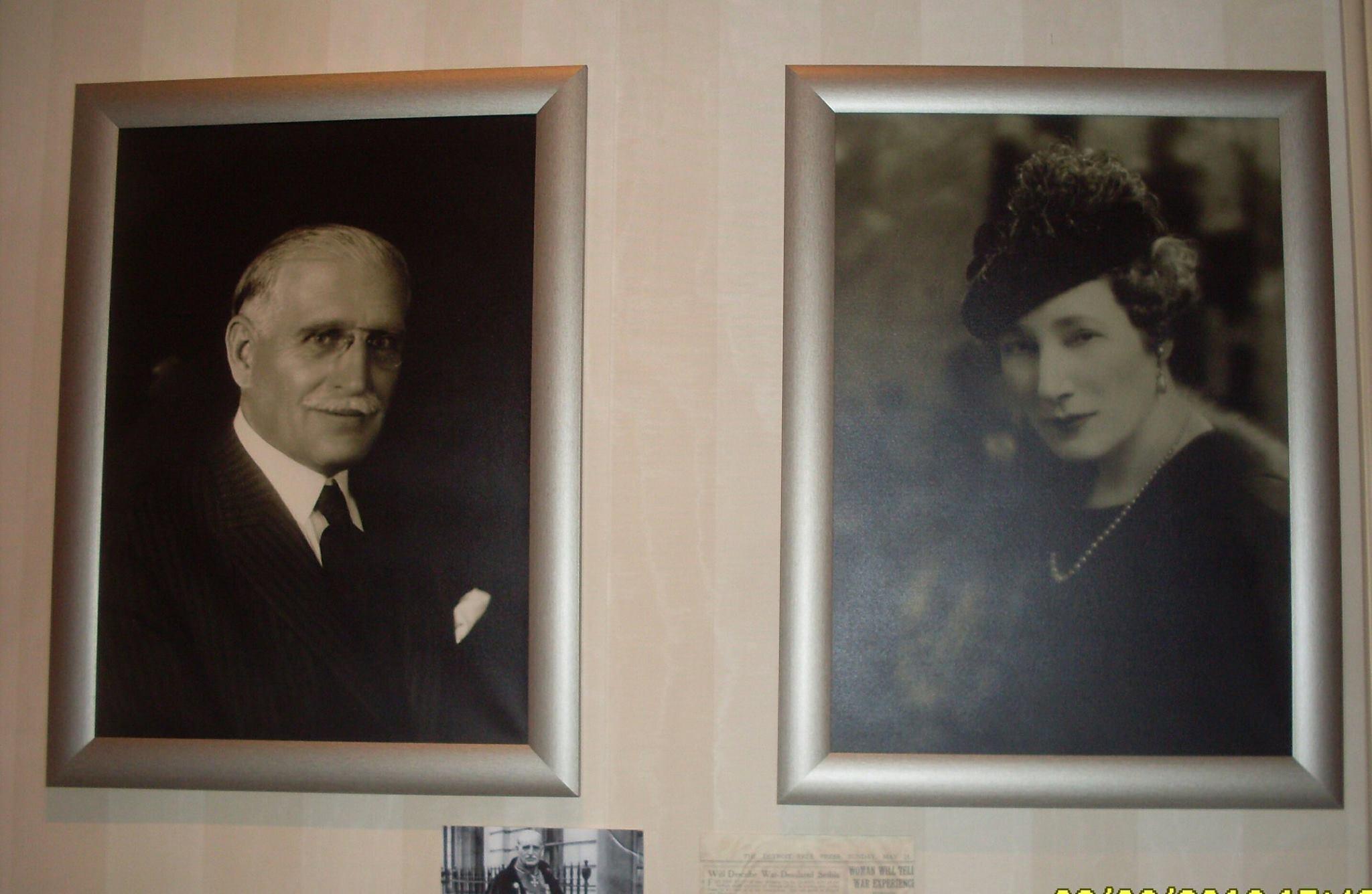 Slavko i Mejbl Grujić. / Foto Suzana Janković.