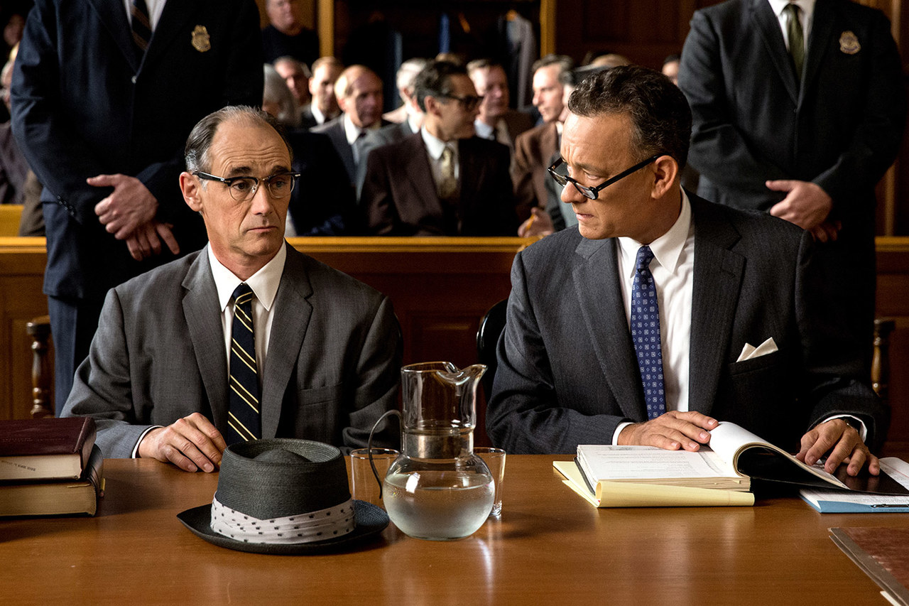 best-movie-pairs-bridge-of-spies-tom-hanks-mark-rylance