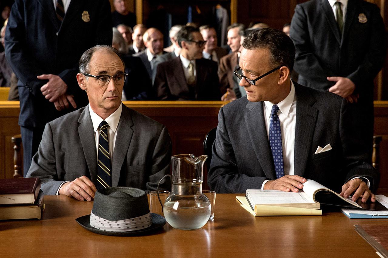 best-movie-pairs-bridge-of-spies-tom-hanks-mark-rylance