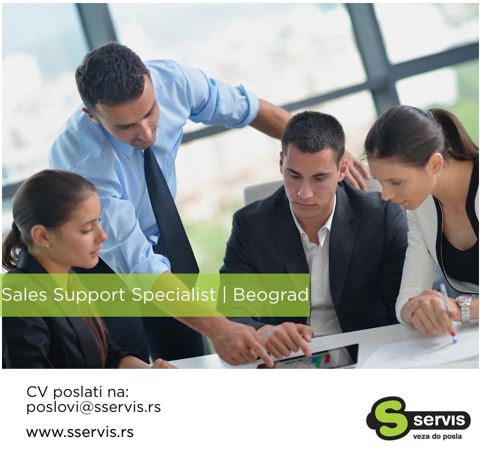 Sales suport