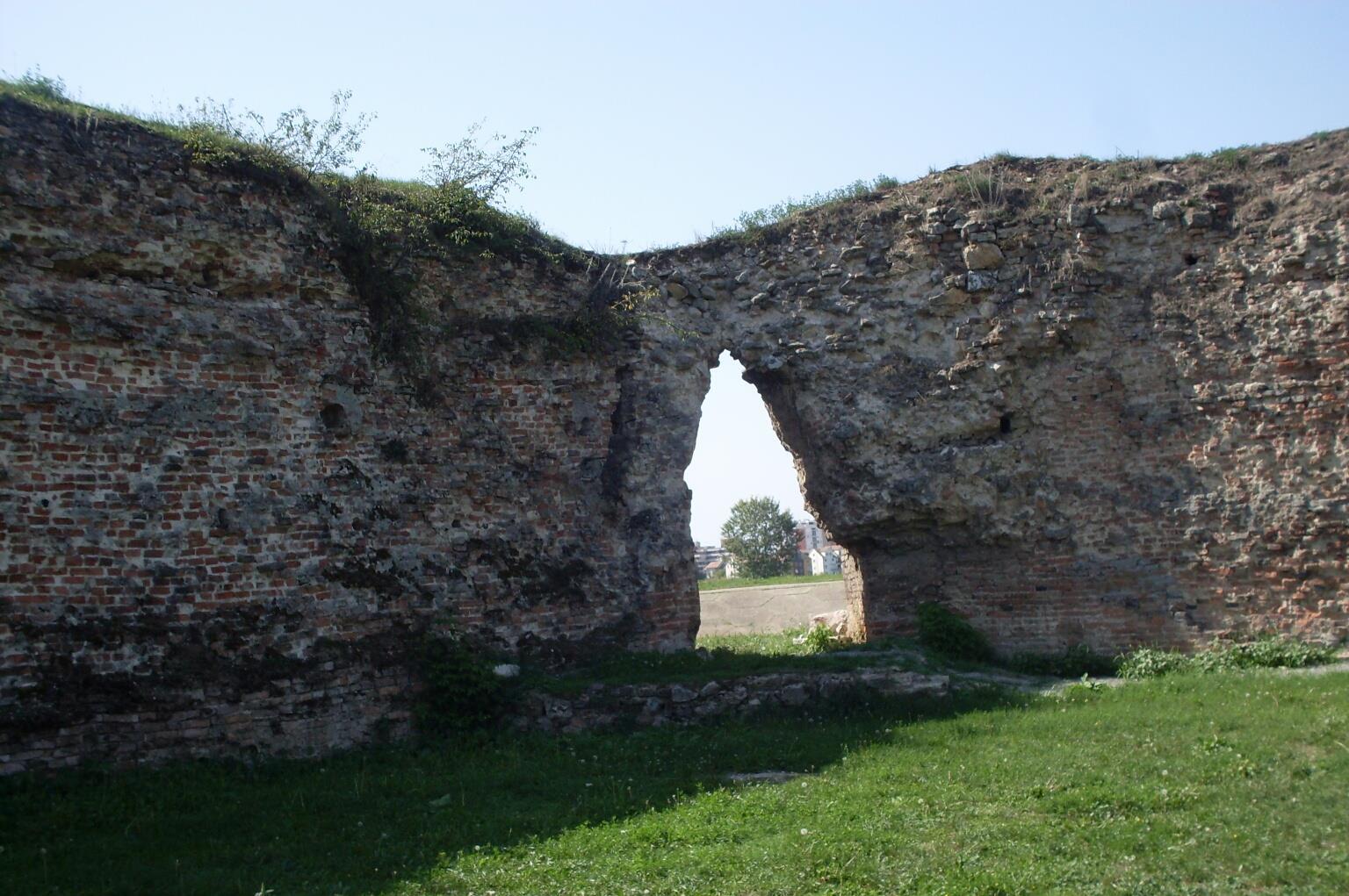 Deo tvrđave. Foto: Suzana Janković