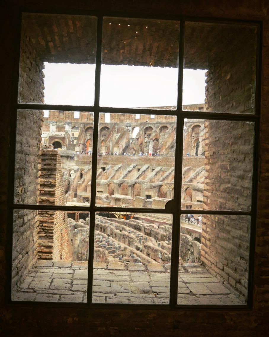 Koloseum. Foto: Mirjana Vasiljevic