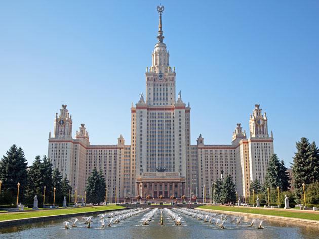 Summer School In Russia