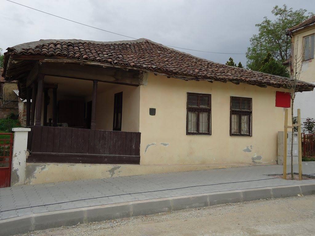 Nušićeva kuca datira 19. veka. Foto: Suzana Janković