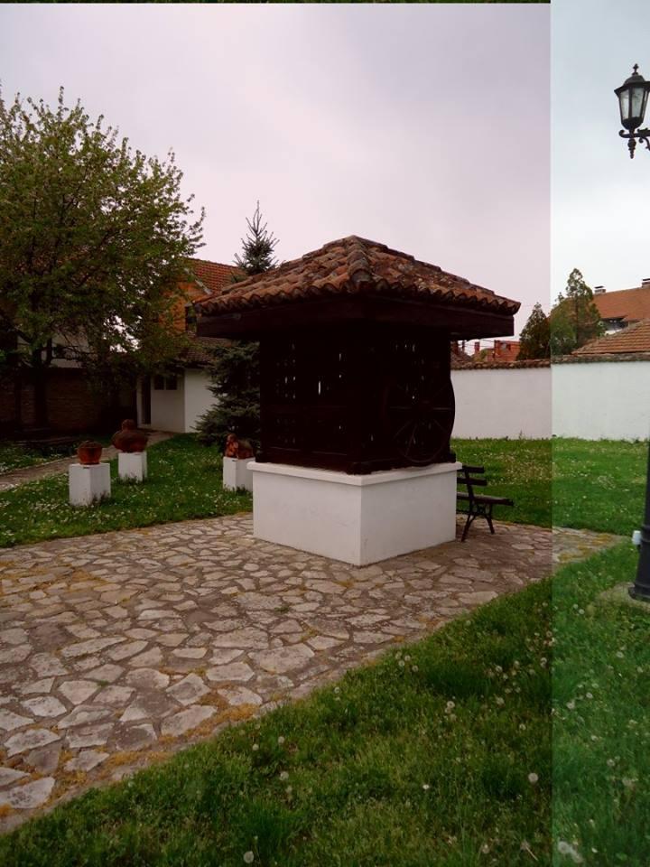 Bunar ispred Rančićeve kuće. Foto: Suzana Janković
