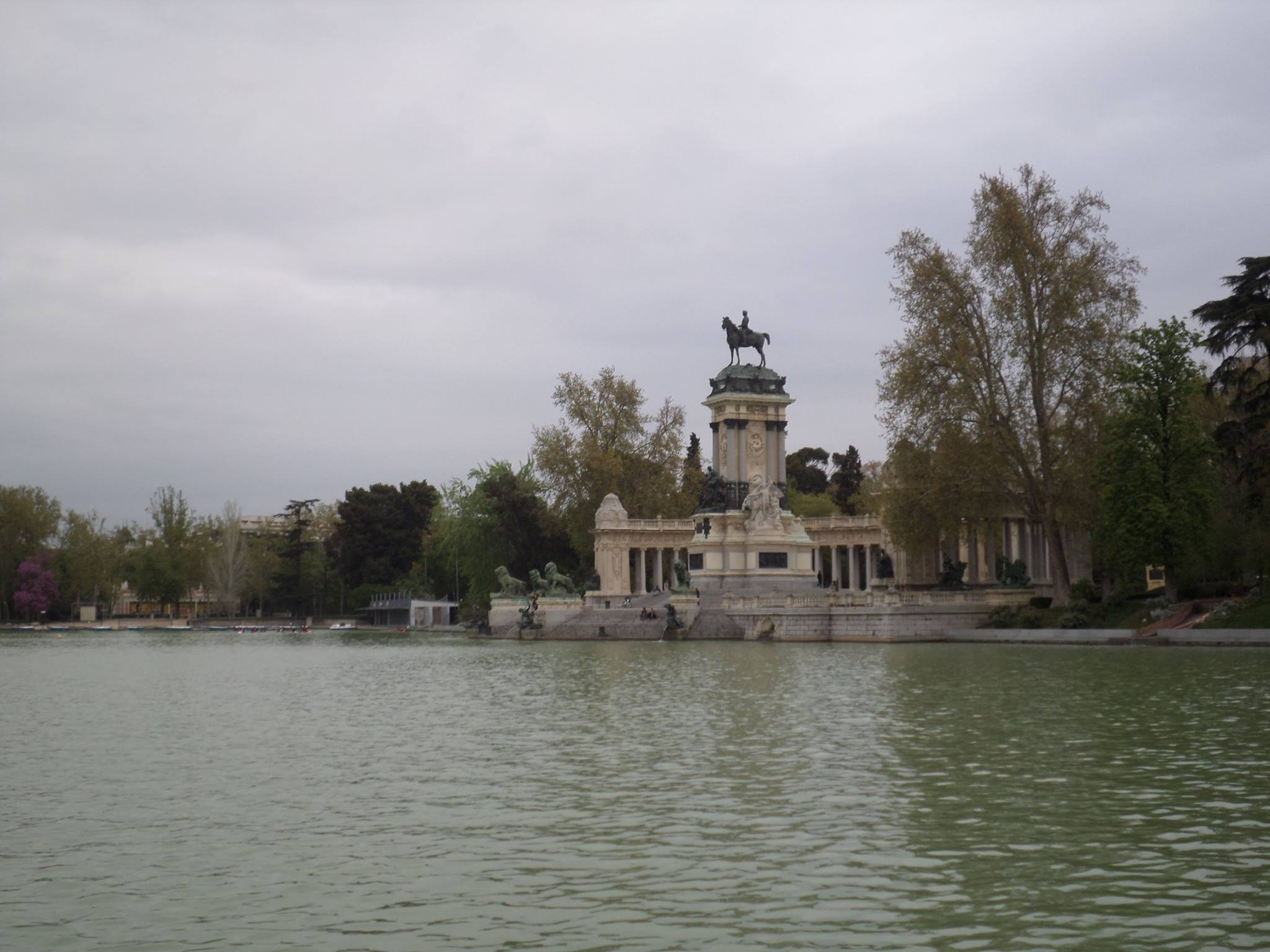 Retiro park. Foto: Uroš Mamić
