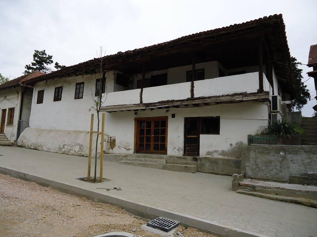 Varoška kuća u Gročanskoj čaršiji. Foto: Suzana Janković