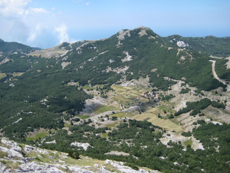 Planina Lovćen. Izvor: photopin.com