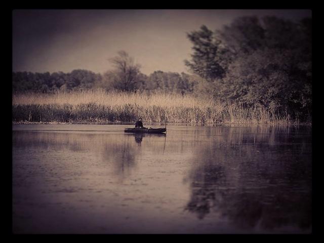 Čamac. Foto: Mirjana Vasiljević