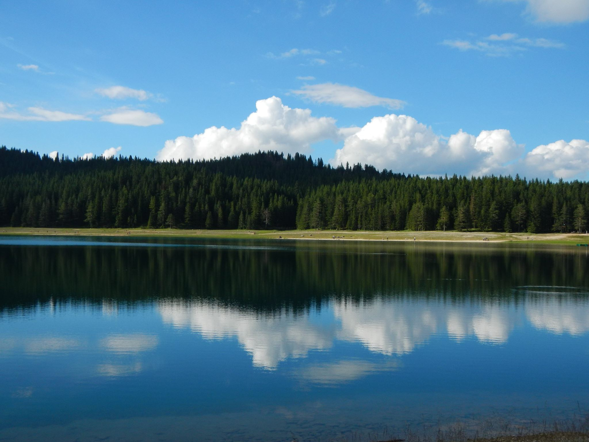 Prozirno čista voda. Foto: Mirjana Vasiljević.