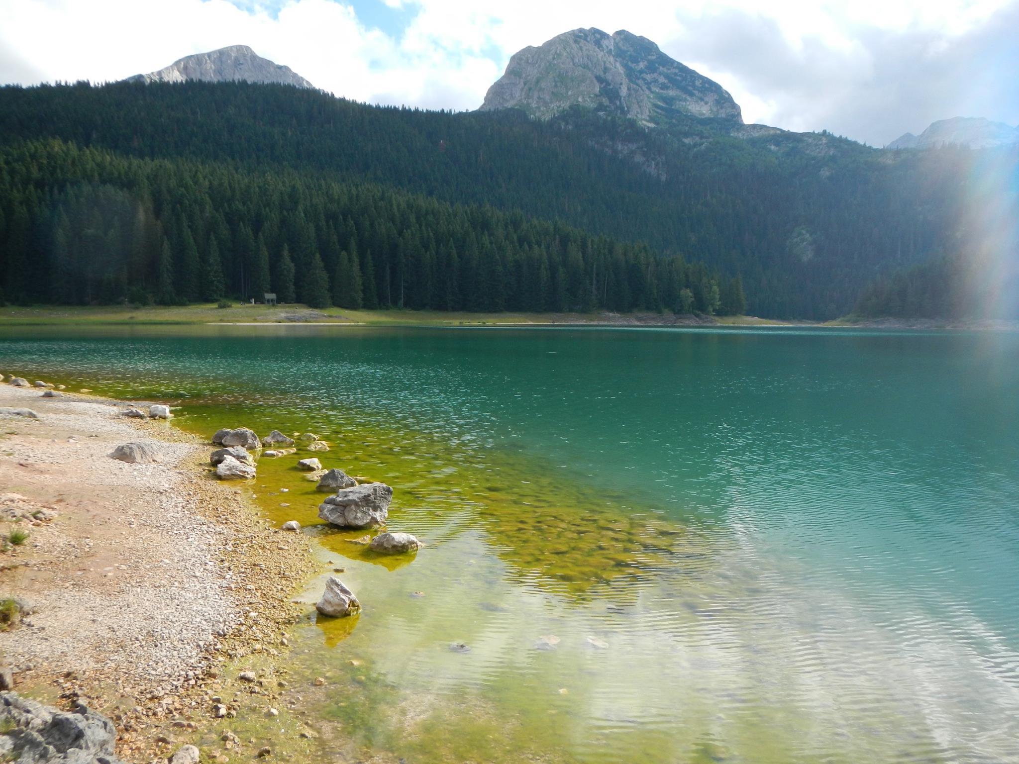 Planina puna vode: Durmitor. Foto: Mirjana Vasiljević.
