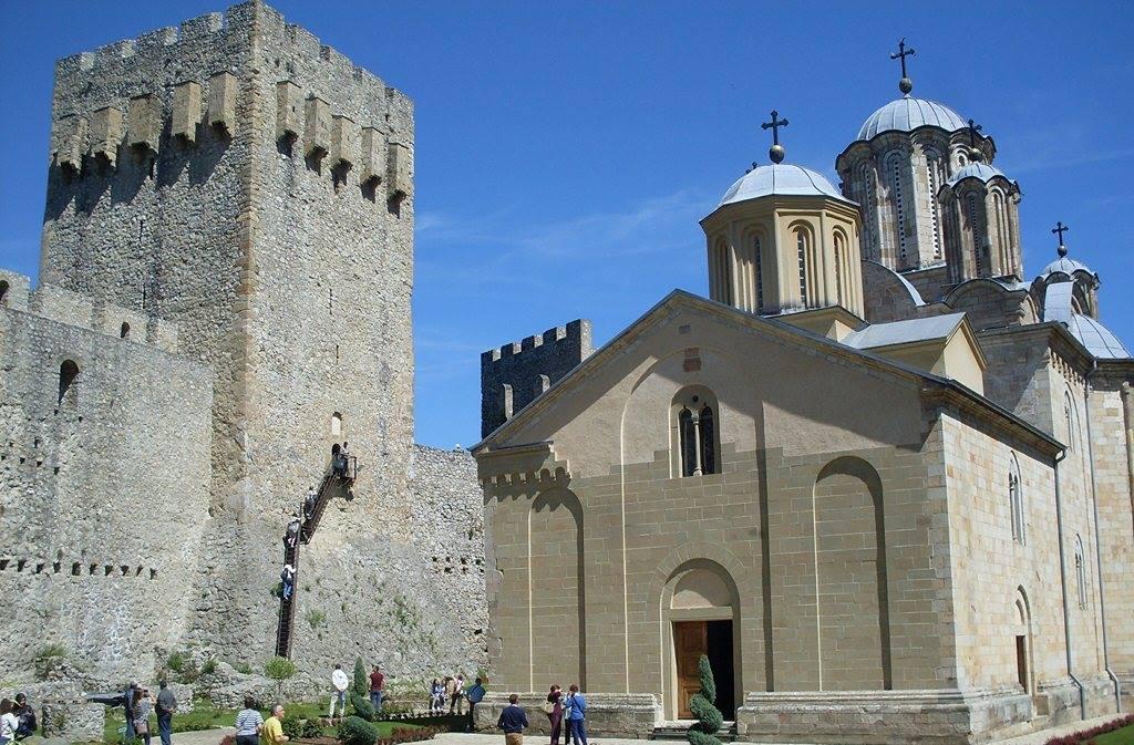 Manasija. Foto: Suzana Janković