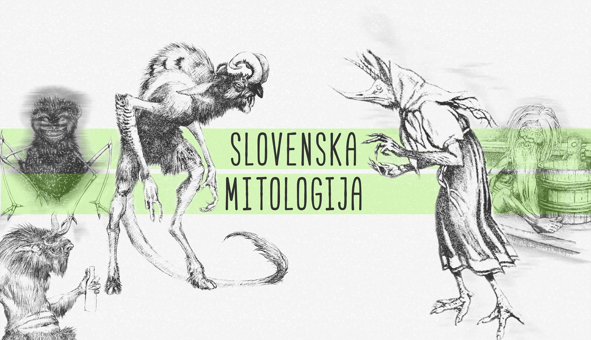 slovenske mitologije