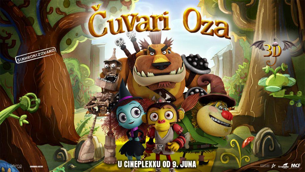Cuvari-Oza