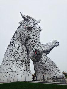 Kelpi konji u Velikoj Britaniji. Izvor: pixabay.com