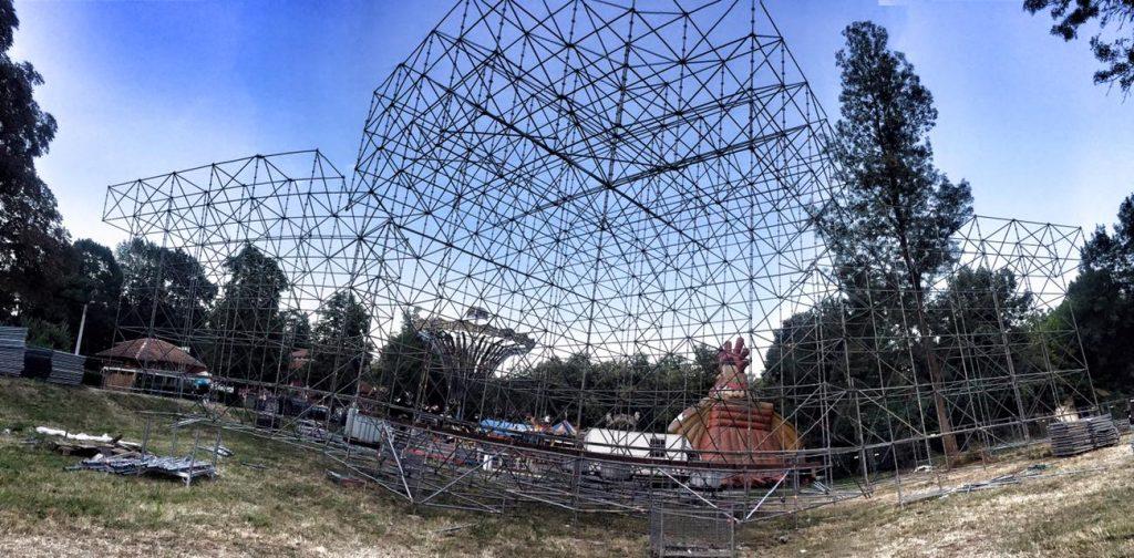 Lovefest 2016_Izgradnja