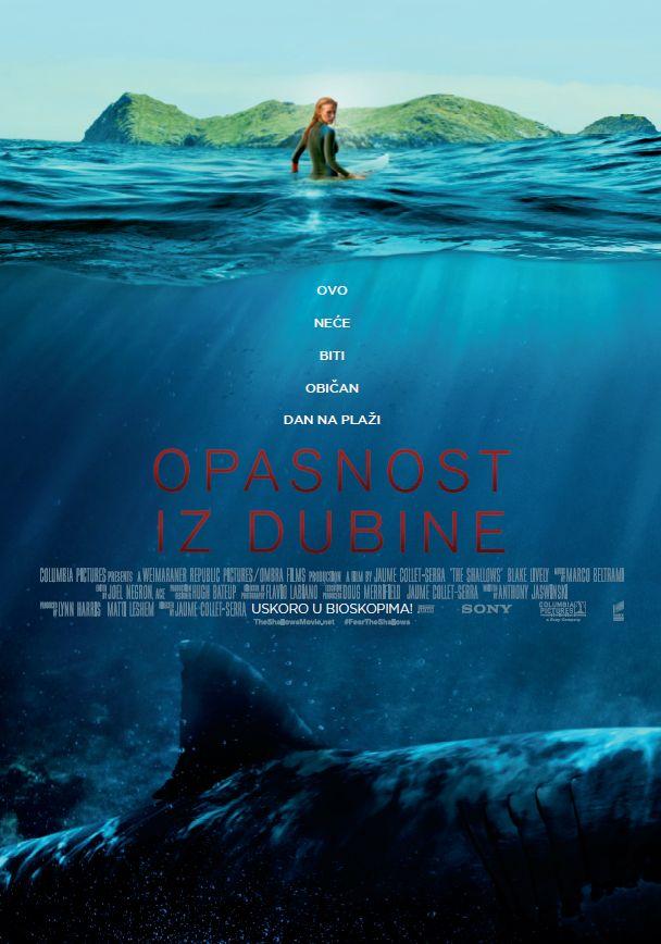 Opasnost iz dubine, Cineplexx