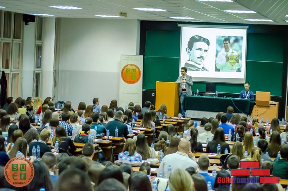 Ekonomski fakultet - umeće govorenja