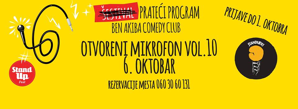 cover Open mic