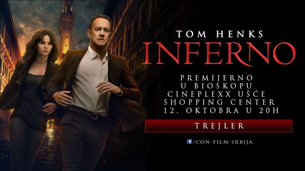 Inferno-premijera, Cineplexx