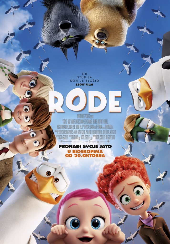 rode-poster, Cineplexx