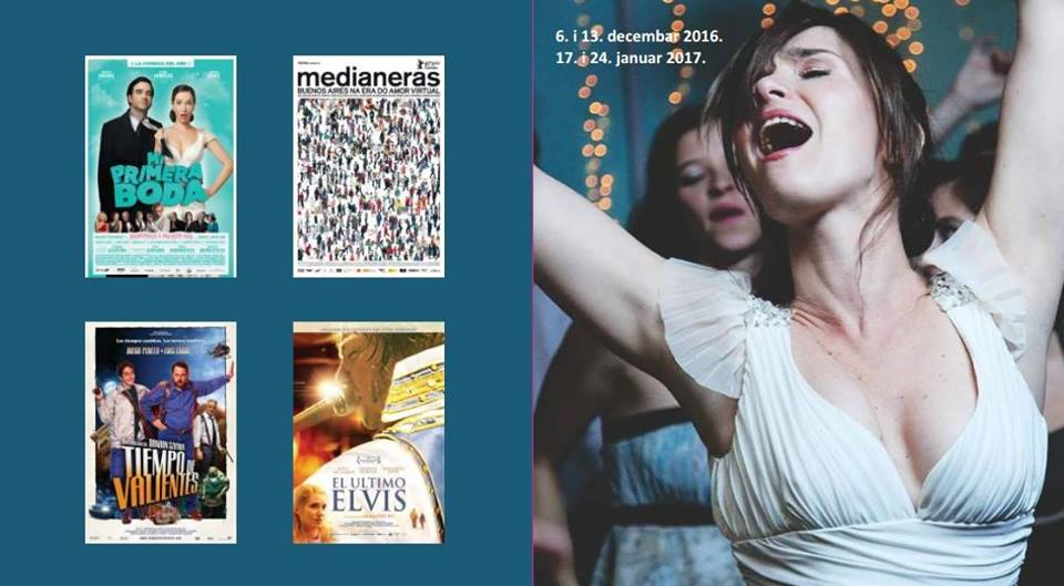 savremenih argentinskih filmova