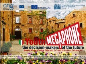 Youth megaphone