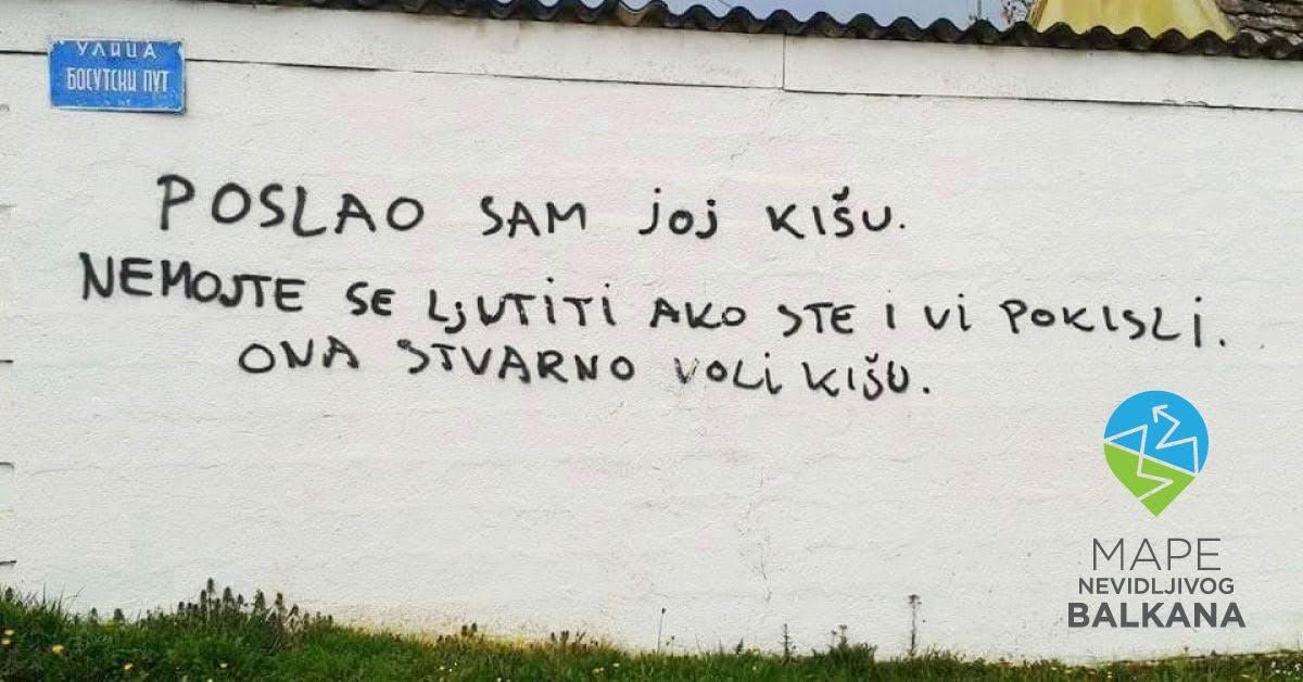 """""""Mape nevidljivog Balkana"""""""