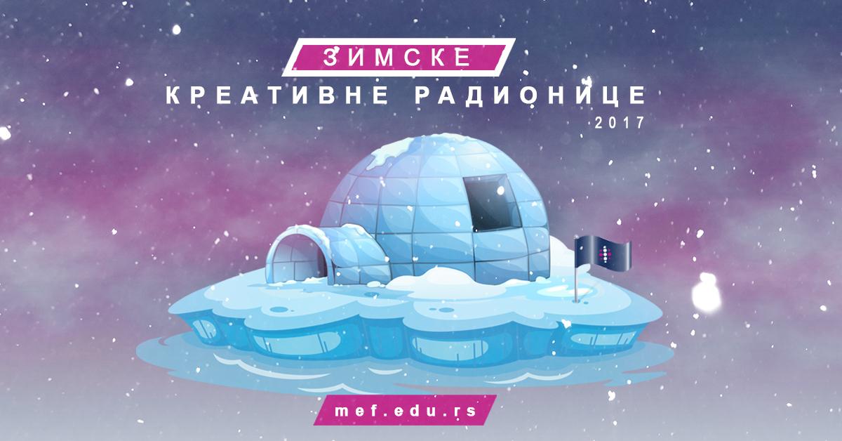 Zimske kreativne radionice