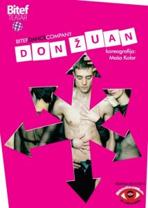 Predstava - Don Žuan