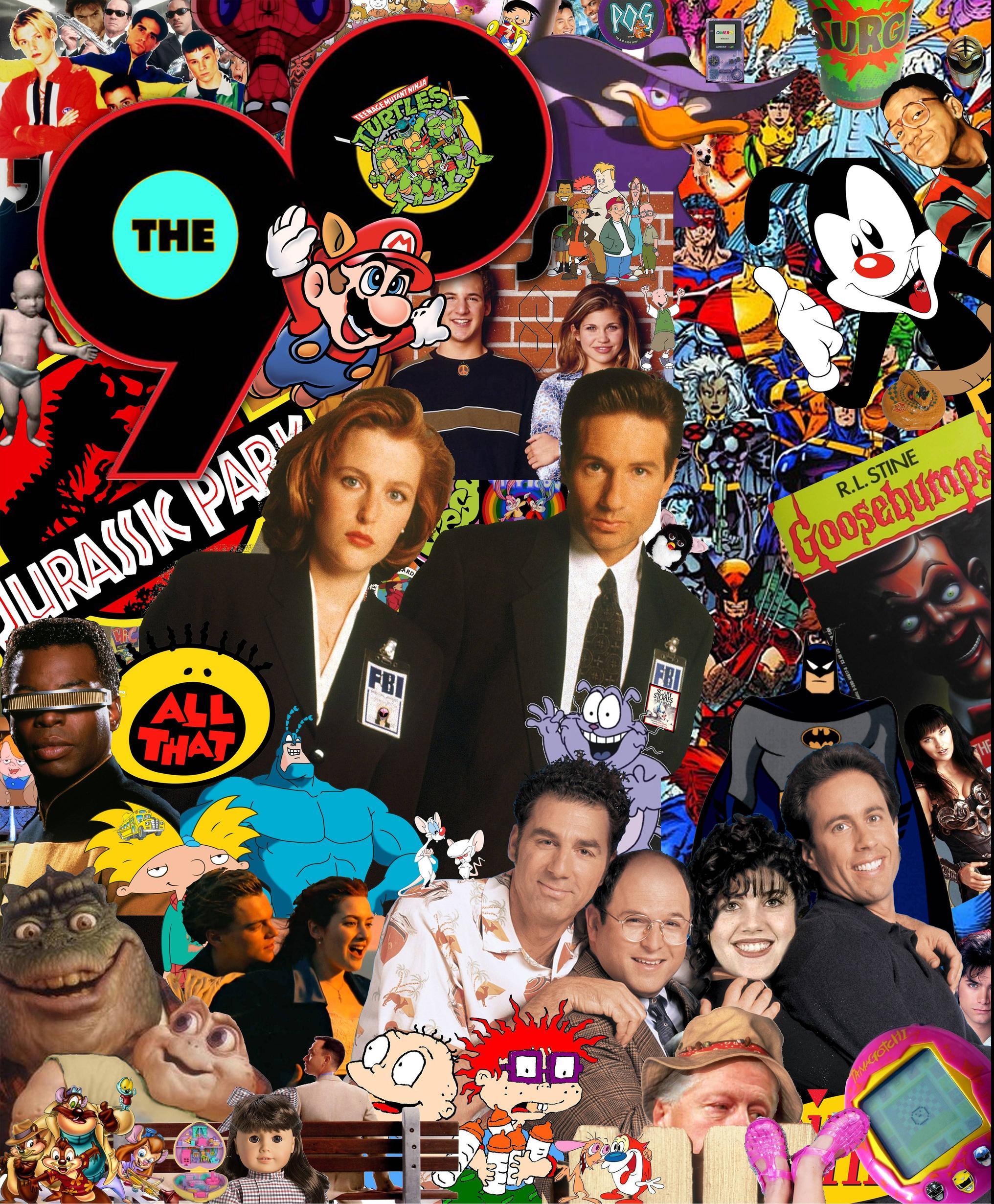 Popular Kids Movies In Early Nineties
