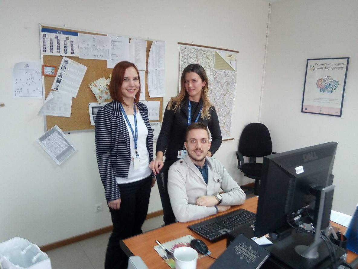 Stažiranje u Delegaciji EU