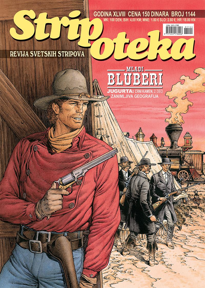 Revija svetskih stripova u DOBu