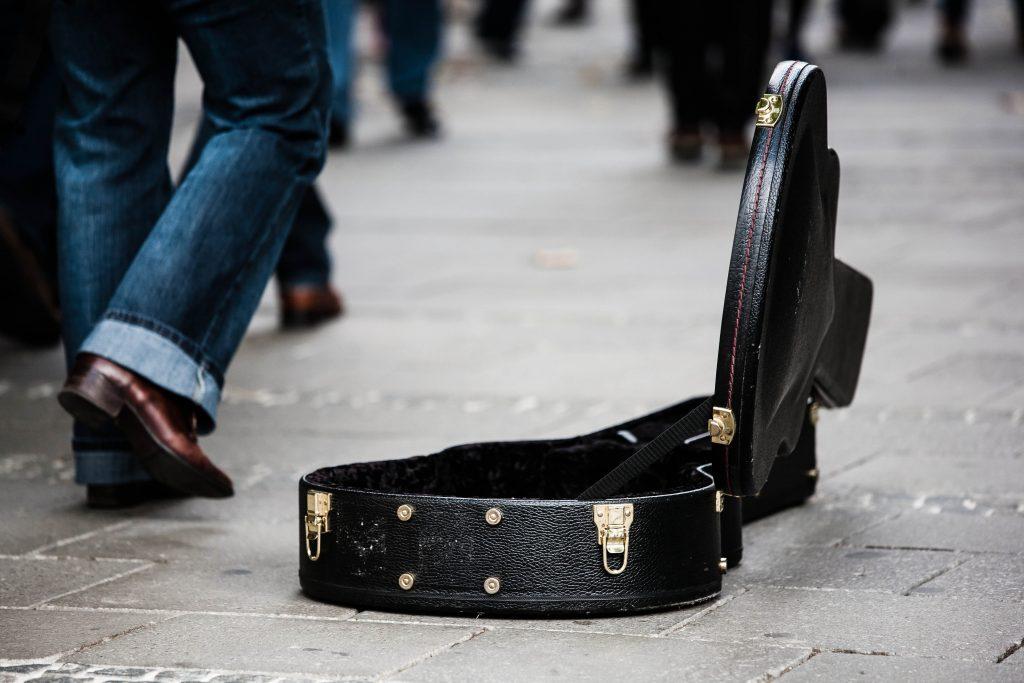 Ulično muziciranje