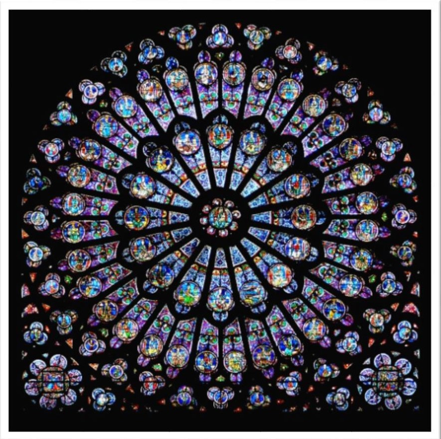 Predstava Barokni vitraž