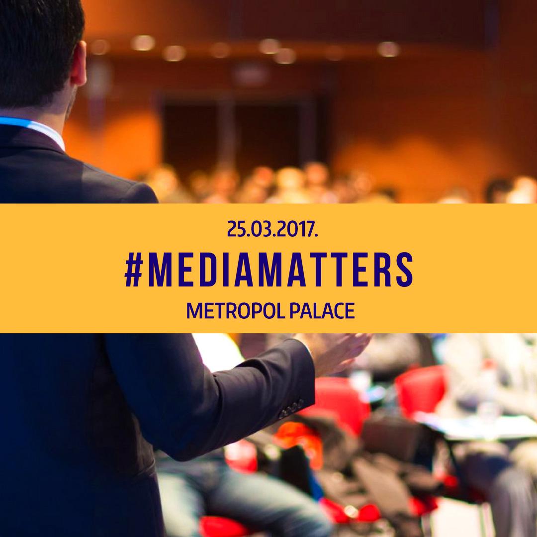 Media matters konferencija