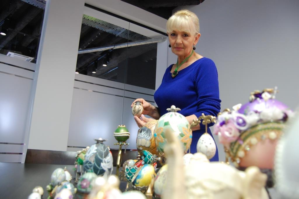 Branka Bogdanović uskršnja jaja