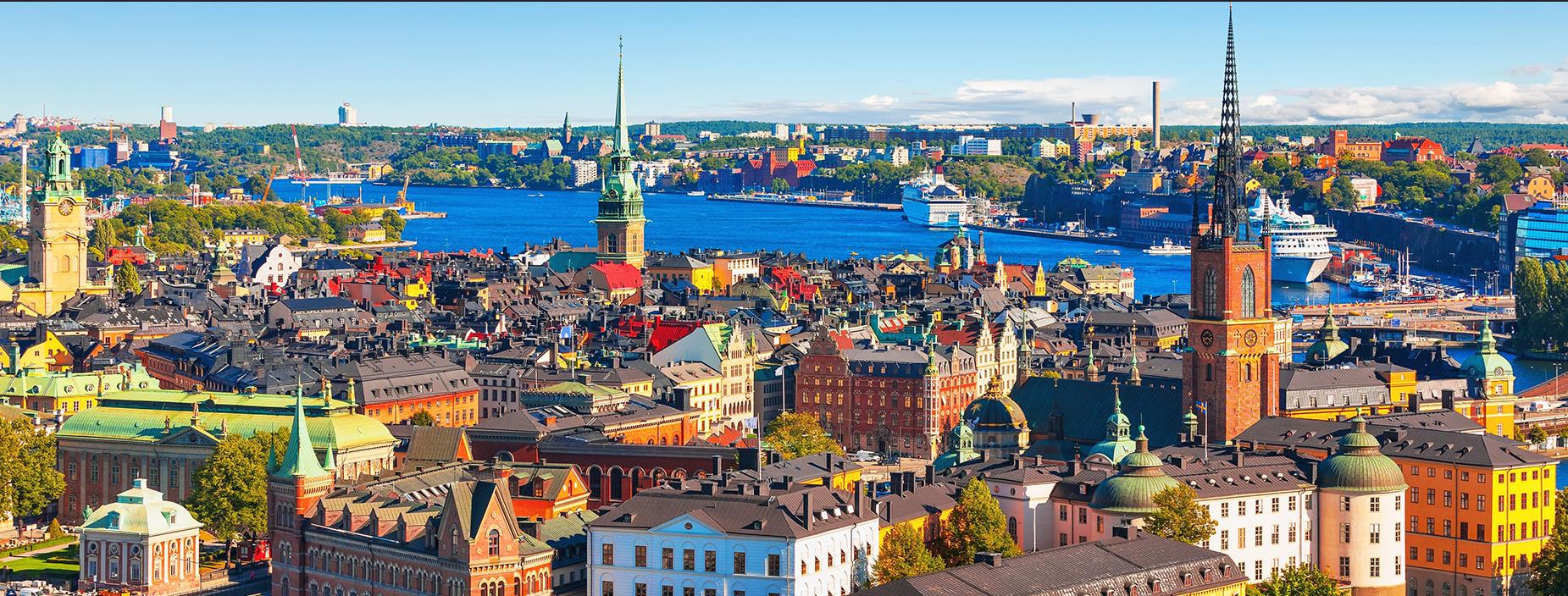 avio karte za Stokholm