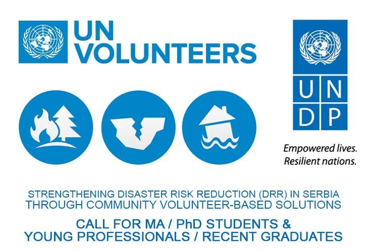 Summer Trainings in Disaster Risk Reduction for Students and Young Professionals